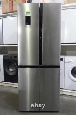 Beko Gne480e20fx Acier Inoxydable 4 Portes Multi-zone Réfrigérateur Américain Congélateur Pfa