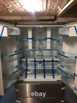 Bertazzoni Ref90x 80/20 Réfrigérateur En Acier Inoxydable De Porte Française, Prix De Vente Conseillé 2 199 £+
