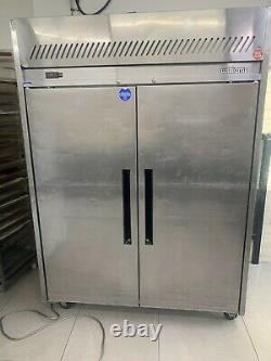 Congelateur De Portes Doubles Foster 1100 Litre
