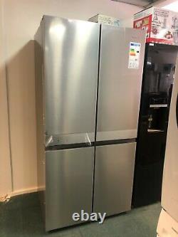 Congélateur Hotpoint Hq9e1l 90cm American Style 4 Door Fridge