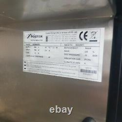 Congélateur Porte Simple S/acier (foster)