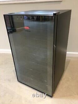 Europace Ewc311 Refroidisseur De Vin, Boissons Réfrigérateur, Sous Le Comptoir, Porte En Verre, Noir