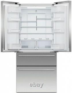 Fisher & Paykel Rf523gdx1 Frost Free Multi Door Fridge Congélateur En Acier Inoxydable