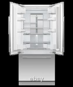 Fisher & Paykel Rs80au1 Integrated Français Door Ice & Water Fridge Freezer Fisher & Paykel Rs80au1 Integrated Français Door Ice & Water Fridge Freezer Fisher & Paykel Rs80au1 Integrated Français Door Ice & Water Fridge Freezer Fisher &
