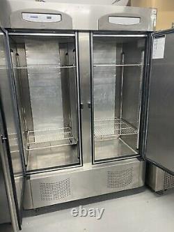 Foster 2 Portes Congelateur Commercial Prem1000l Premier Gamme Comme Williams
