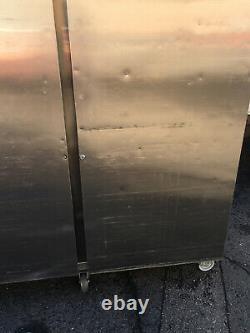 Foster Double Door 1100 Litre De Porte Commercial Cabinet Congélateur