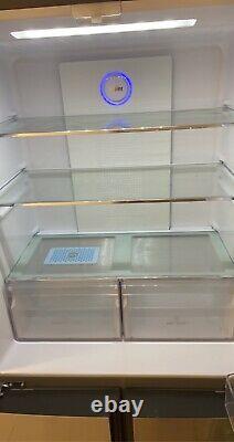 Haier Htf-456dm6 American Style Four Door Freezer Stainless Acier