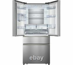 Hisense Rf540n4wi Multi Door Total Non Réfrigérateur Congélateur En Acier Inoxydable