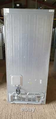 Hisense Rq560n4wc1 American Fridge Congélateur 4 Portes En Acier Inoxydable Livraison Gratuite