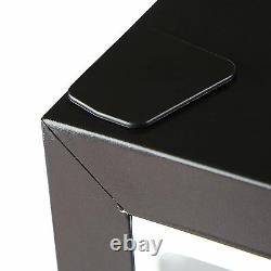 Iceq 24 Ltr Black Glass Door Mini Bar Fridge With Lock, Hôtels, B&b, Chambres