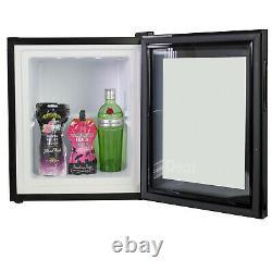 Iceq 36 Litre Counter Top Glass Door Display Mini Congélateur