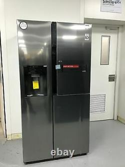 Lg Door-in-door Gsj560pzxv American Fridge Freezer Steel A+ Rated #268690