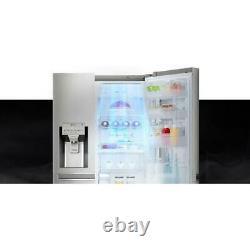 Lg Electronics Gsx960nsvz Instaview Porte-à-porte Congélateur Frigo De Style Américain