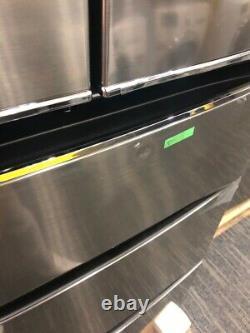 Lg Gm6140pzqv A+ Réfrigérateur 5 Portes Avec Porte-à-porte Et Mult