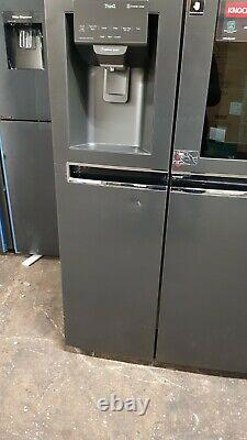Lg Gsx960mccz Instaview Porte Dans La Porte 91cm Frost Free American Fridge Congélateur