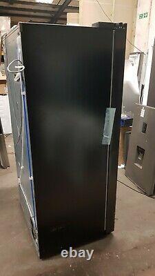 Lg Gsx960mccz Instaview Porte-à-porte Congélateur Américain Matte Black