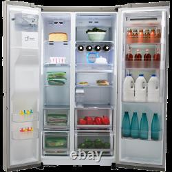 Lg Gsx961nsvz Instaview Porte-à-porte 91cm Frost Free American Fridge Freezer