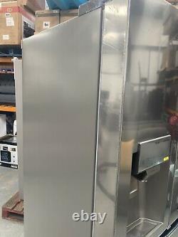 Lg Instaview Door-in-door Gsx960nsaz American Fridge Freezer Wi-fi