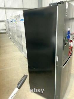 Lg Instaview Porte Dans La Porte Gsx960mccz Wifi American Fridge Freezer #lf25002