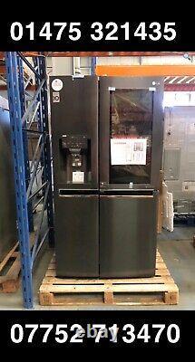 Lg Instaview Porte-à-porte Gsx960nsvz Américain F / Freezer Stainless Clearance