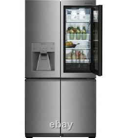 Lg Signature Luxury American Fridge Freezer Door-in-door Wifi Connecté Classé