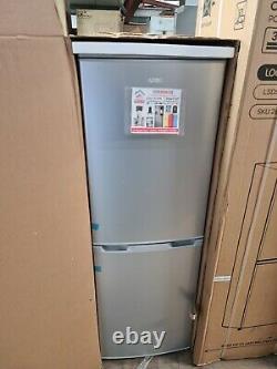 Logik Lfc50s20 50cm 50/50 Réfrigérateur Congélateur 189l Sans Givre Porte Réversible- Argent