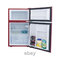 Magic Chef 2 Porte Mini Réfrigérateur Cuisine Intérieure Réfrigérateur Compact Can Dispenser