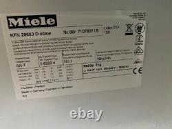 Miele Kfn 29683 D Obsw XL Réfrigérateur Congélateur