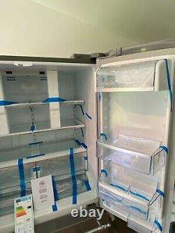 Neuf Bertazzoni Réfrigérateur Congélateur, Chef Artisanal Réfrigérateur, Portes Françaises Ref90x