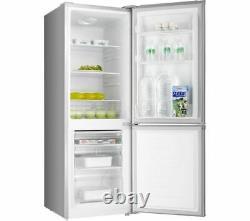 New Essentials C50bs20 50cm 60/40 165l Réfrigérateur Congélateur Réversible Porte Argent