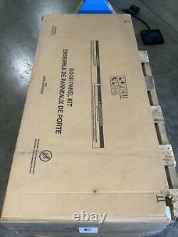 New Jenn-air Jpk42fnxess Réfrigérateur Euro-style Door Panel Kit Acier Inoxydable