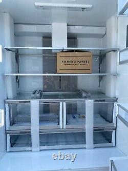 Nouveau Fisher Paykel Français Porte Réfrigérateur Congélateur Intégré Rs90a1 Modèle Inc Vat