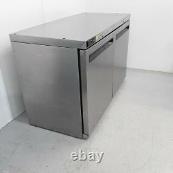 Réfrigérateur Commercial De Banc 2 Refroidisseur De Porte Double Prep Williams
