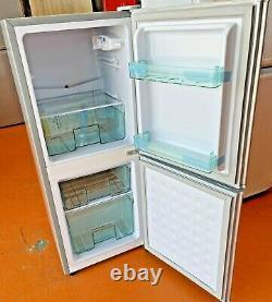 Réfrigérateur Mini Réfrigérateur Classe De Congélateur A +115 Lt Double Porte Gris 94 CM