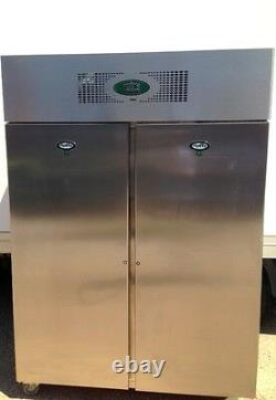 Remise À Neuf 1350ltr Foster Double Door Freezer Immaculate Condition