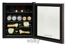 Russell Hobbs Rhgwc3ss 12 Bottle Glass Door Wine Cooler Acier Inoxydable