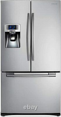 Samsung Rfg23uers1 520l Américain Congélateur Autoportant Frost Free 3 Porte