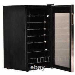 Smad 98l Boissons En Vente Libre Réfrigérateur Porte Vin Et Refroidisseur De Boissons