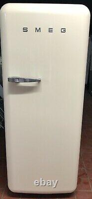 Smeg Fab28rcr3uk 281l Réfrigérateur À Simple Porte