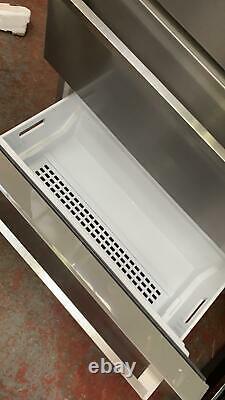 Smeg Fq55fx1 Réfrigérateur Américain À 4 Portes Congélateur En Acier Inoxydable
