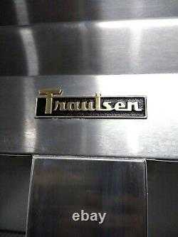Traulsen Commercial Freezer / G22000 Series / Great Condition! 4 Portes